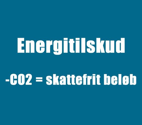 Energitilskud og håndvbærkerfradrag